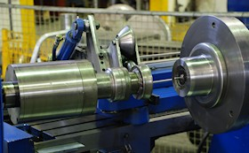 An Image Of Our CNC Machining Services In Melbourne